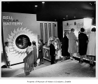 Bell System exhibit, Seattle World's Fair, 1962