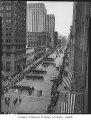Independence Day parade on Second Avenue, Seattle, July 4, 1938