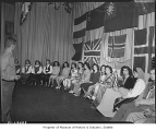 United Nations Day assembly at Edison Technical School, Seattle, 1948