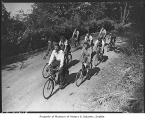Seattle Bicycle Club outing, Seattle, 1947