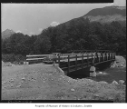 Bridge over Skykomish River, near Skykomish, 1951