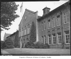 West Seattle High School, Seattle, 1937