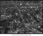 Aerial of Eastlake neighborhood from south, Seattle, 1946