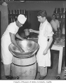 Culinary students at Edison Technical School, Seattle, January 10, 1949