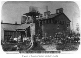 Seattle Brewing and Malting Co., Georgetown, 1886