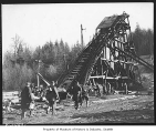Ginder Lake coal mine, Black Diamond, 1941