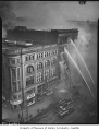 Fire at Campbell Hardware and Supply Co., Seattle, 1942