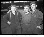 Bethlehem Steel employees, Seattle, 1942