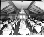Sorrento Hotel dining room, Seattle, ca. 1921