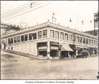 Rainier Heat & Power Co. building, Maynard Avenue northeast corner of Jackson Street, Seattle,...