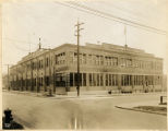 The Supply Laundry Company building, Seattle, 1917