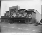 Magnolia Theatre, Seattle, 1950