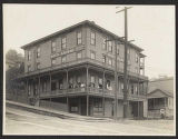 Hotel Kalmar on First Hill, Seattle, ca. 1905