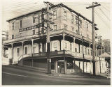 Hotel Kalmar, Seattle, June 1956