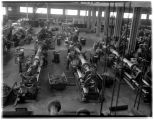 Machine shop, Isaacson Iron Works, Seattle, 1943