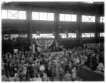Event at Isaacson Iron Works, Seattle, 1943