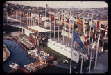 International Flag Plaza, Seattle World's Fair, 1962