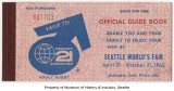 Century 21 Exposition Ticket Book, 1962