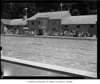 Colman Pool, Seattle, 1941