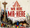 """Mr. Here From Way Out There"" record in illustrated sleeve, Seattle World's Fair, 1962"