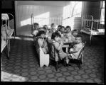 Children at the Medina Baby Home, ca. 1926