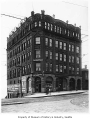 Hotel York, Seattle, ca. 1900