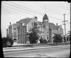 West Seattle Grammar and High School, ca. 1917