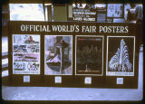 Official World's Fair Posters, Seattle World's Fair, 1962