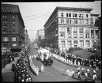 Labor Day parade, September 2, 1918