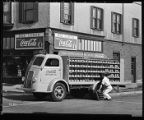 International Coca-Cola truck, 1938