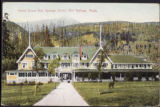 Green River Hot Springs Hotel, Hot Springs, Washington, ca. 1910