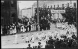 Children's parade in Kent, Washington, ca. 1910