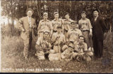 North Bend baseball team, 1912