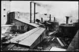 Kilns of Northern Clay Co., Auburn, Washington, ca. 1910s