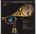 """Jackie Souder's Official World's Fair Band,"" souvenir record from the Seattle World's..."