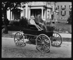 Horseless carriage, ca. 1916