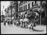 Chinese parade, Go-Hing festival, May 1921