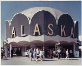 State of Alaska Pavilion, Seattle World's Fair, 1962