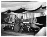 The Question Marks jazz band, ca. 1949