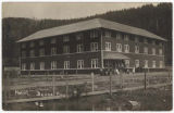 Hotel at Bayne, Washington, ca. 1910