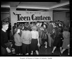 West Seattle Teen Canteen, Seattle, 1944