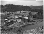 Mumby Lumber and Shingle Mill,  Malone, Washington,  1939