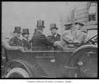 Admiral Togo visiting Seattle, August 29, 1911