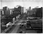 Fifth Avenue looking south, Seattle, 1937