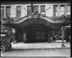 Entrance to the Orpheum Theatre, ca. 1920