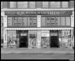 Woolworth's five and ten cent store, ca. 1922