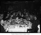 College Club Christmas party, Seattle, 1939