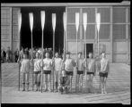 Freshman crew at the University of Washington, ca. 1927