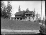 Home of Elbert Blaine, ca. 1903