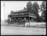Clubhouse at The Meadows, ca. 1907
